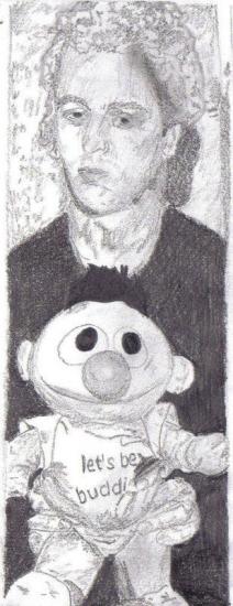 Billie Joe Armstrong par babyshambles_